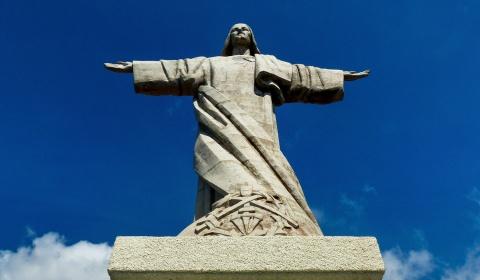 Cristo del Rei, Madere