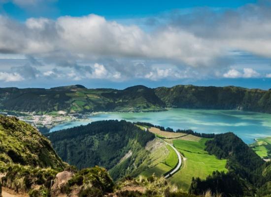 Miradouro da Boca do Inferno, Sete Cidades, Sao Miguel, Açores