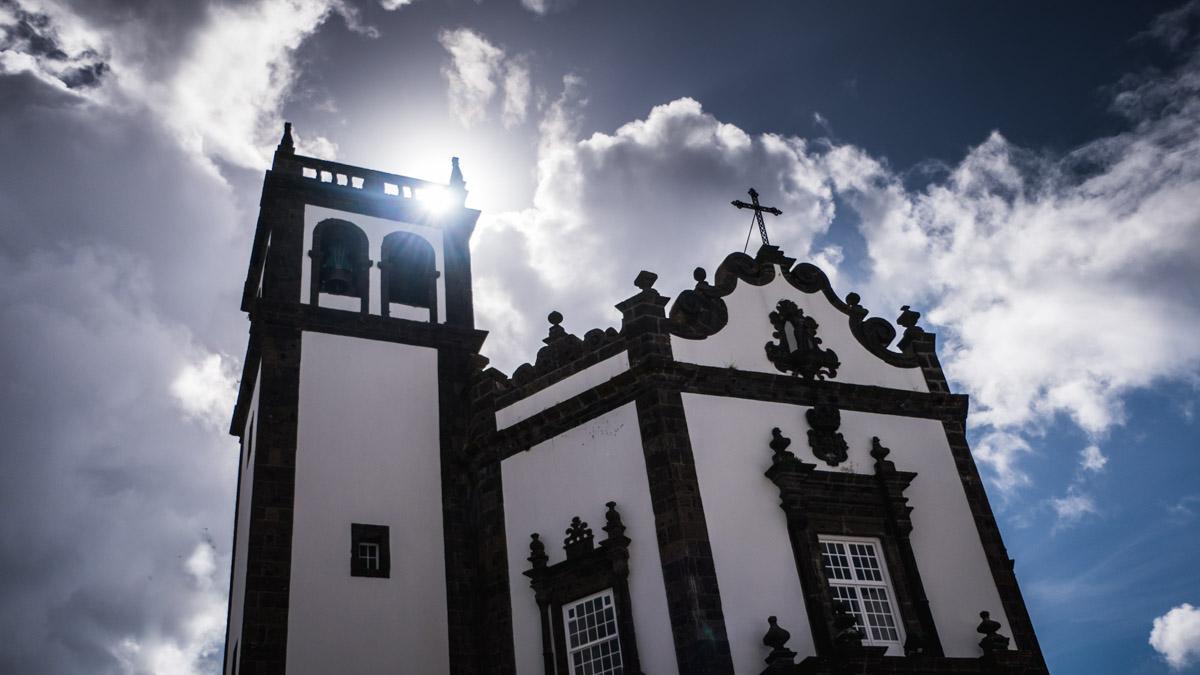 Eglise Sao Pedro, Ponta Delgada, Sao Miguel, Açores