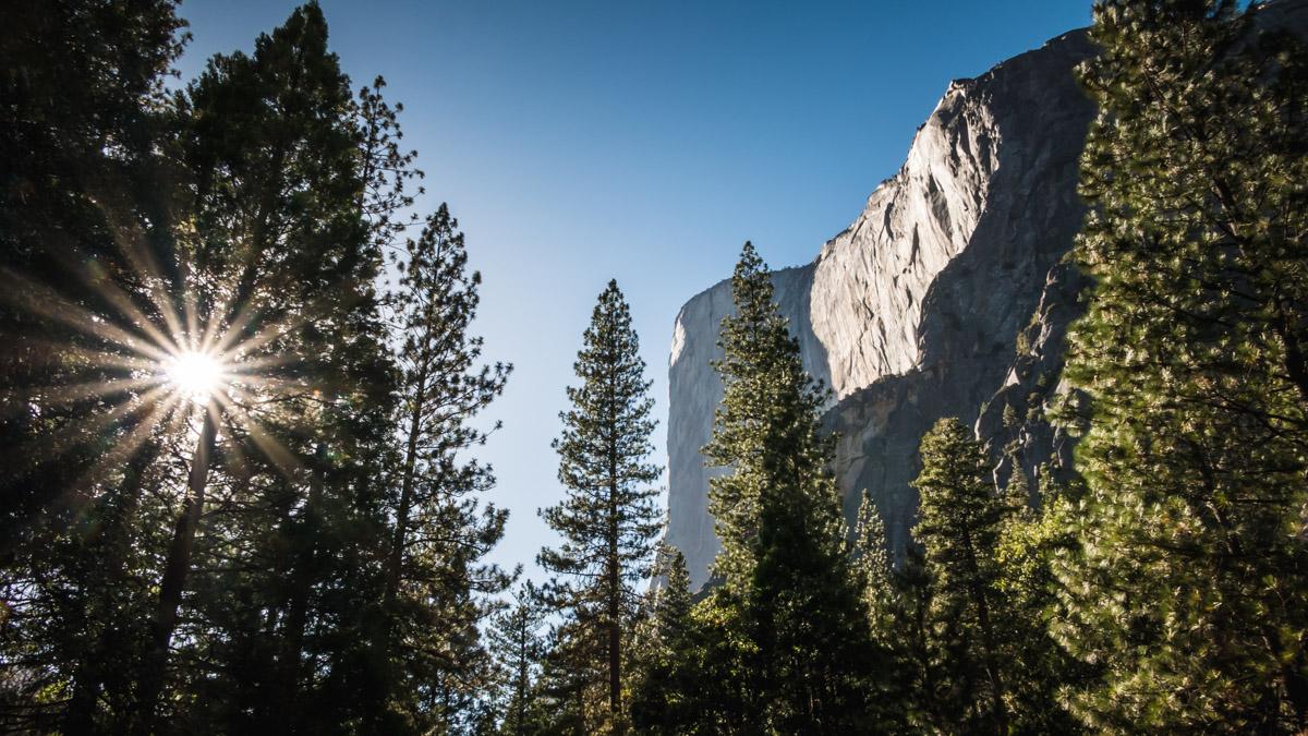 Yosemite, Californie