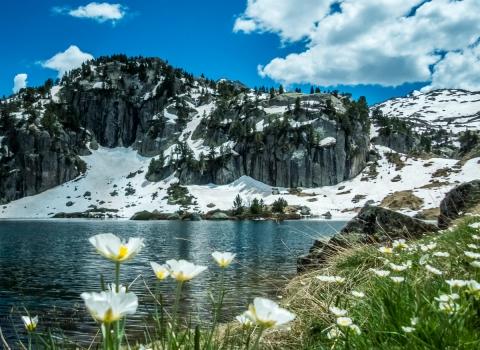 Lacs de Colomers, Val d'Aran, Espagne