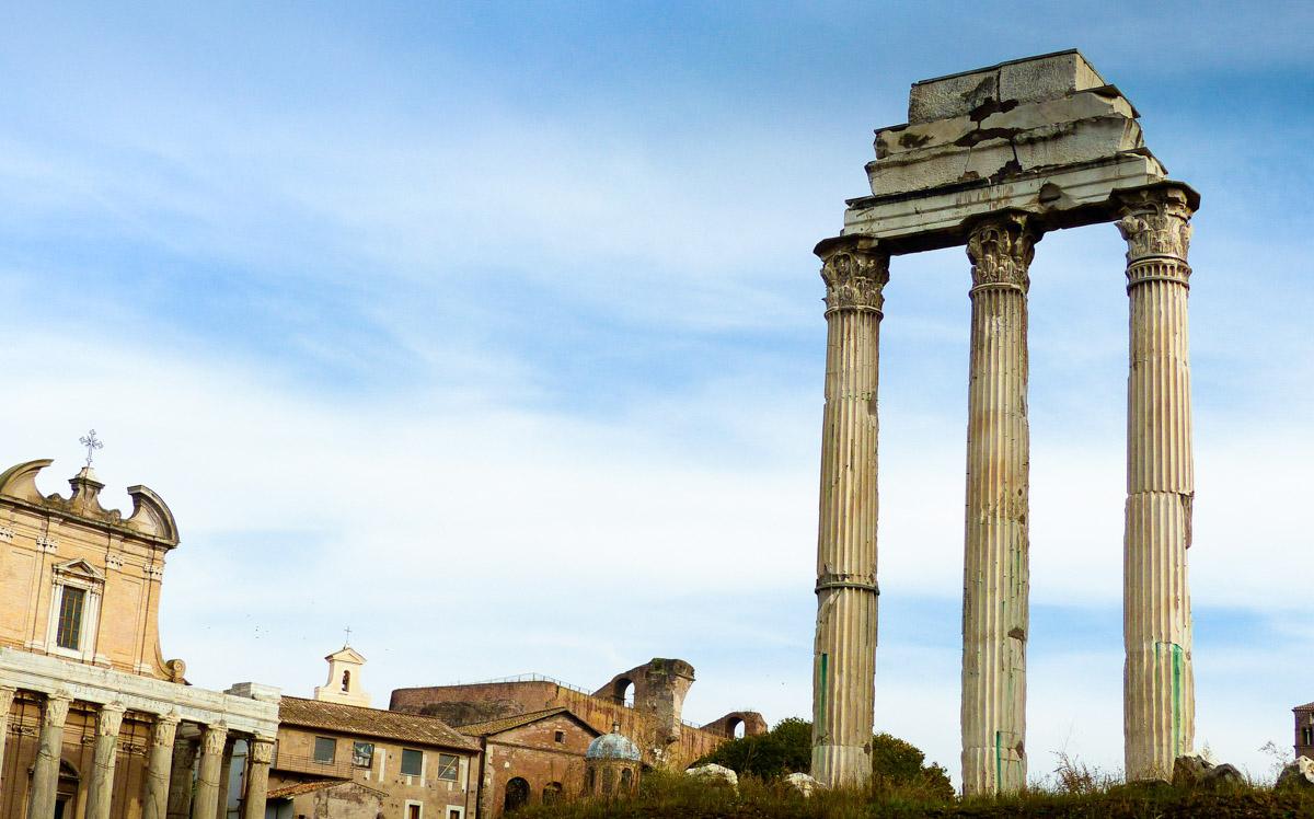 Forum, Rome, Italie